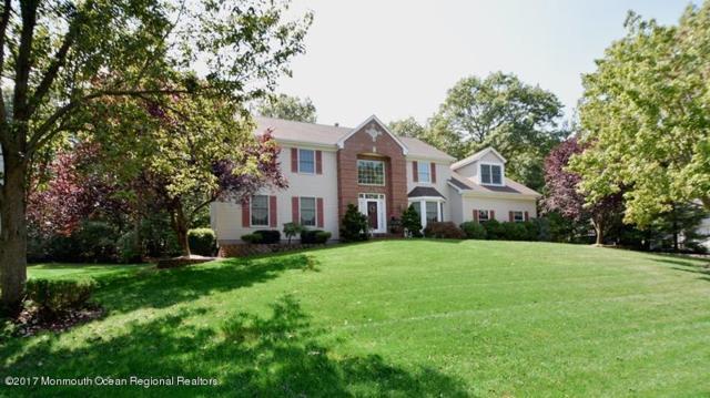 2414 Orchard Crest Boulevard, Manasquan, NJ 08736 (MLS #21735131) :: The Dekanski Home Selling Team