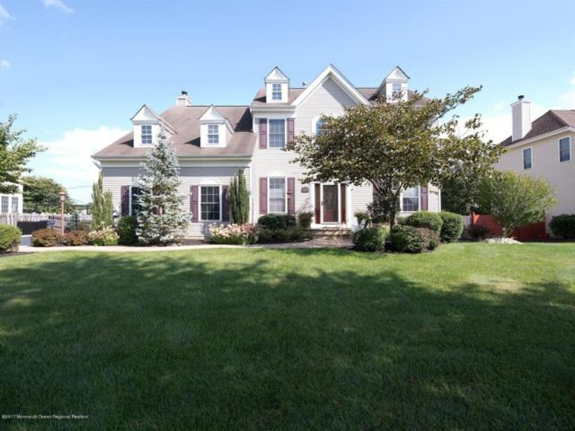 90 Princeton Oval, Freehold, NJ 07728 (MLS #21735142) :: The Dekanski Home Selling Team