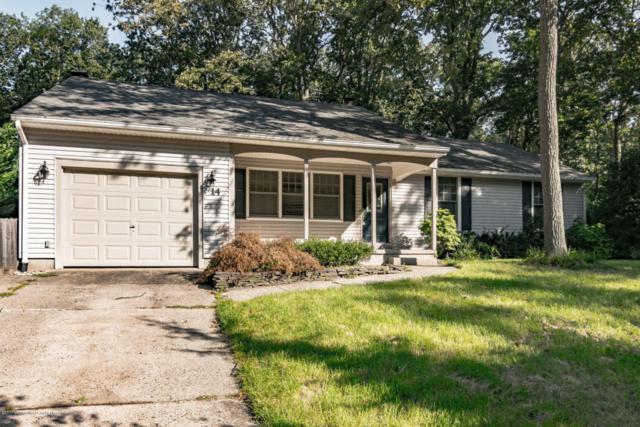 14 Ashford Road, Jackson, NJ 08527 (MLS #21735176) :: The Dekanski Home Selling Team