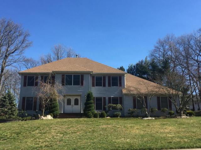 19 Red Coach Lane, Holmdel, NJ 07733 (MLS #21735203) :: The Dekanski Home Selling Team