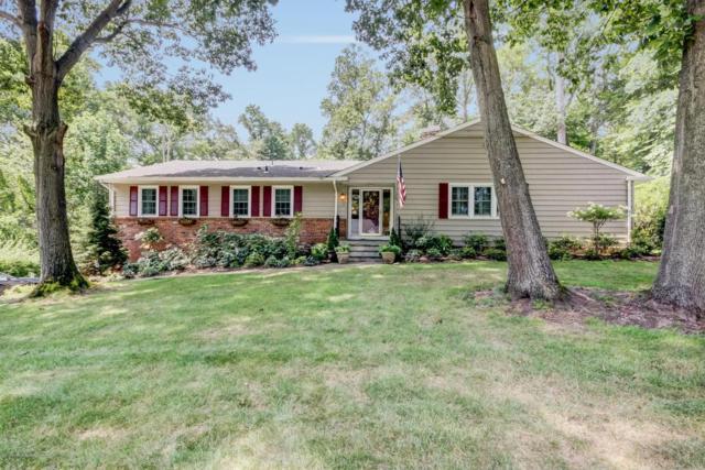 33 Fox Hill Road, Middletown, NJ 07748 (MLS #21735226) :: The Dekanski Home Selling Team