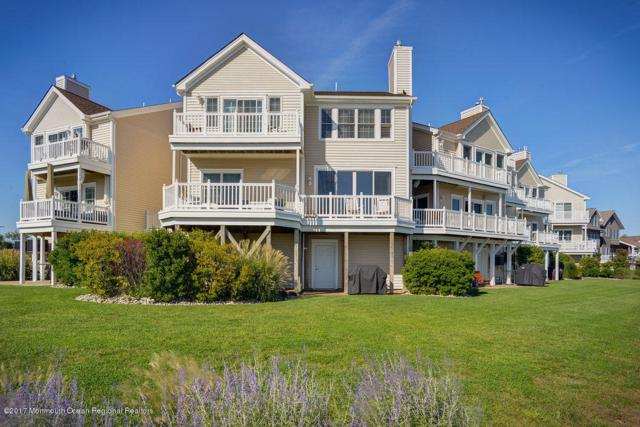 208 Gateway Court #8, Union Beach, NJ 07735 (MLS #21735300) :: The Dekanski Home Selling Team