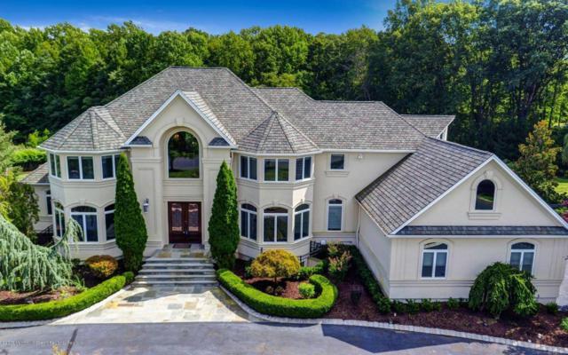 18 Deputy Minister Drive, Colts Neck, NJ 07722 (MLS #21735419) :: The Dekanski Home Selling Team