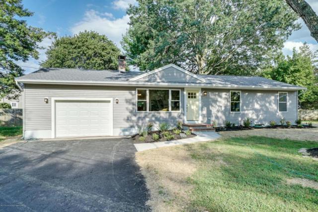 22 Oakcrest Drive, Neptune Township, NJ 07753 (MLS #21735463) :: The Dekanski Home Selling Team
