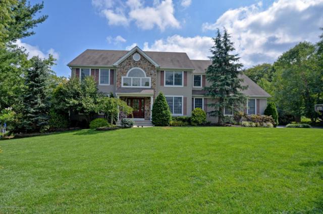 4 Carbury Road, Ocean Twp, NJ 07712 (MLS #21735538) :: The Dekanski Home Selling Team