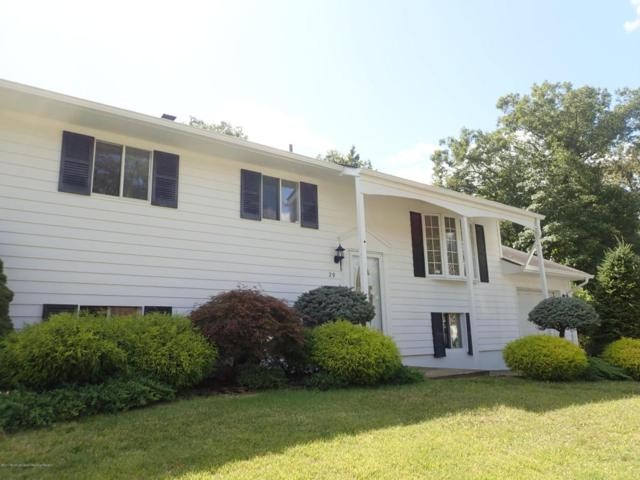 29 Princeton Drive, Howell, NJ 07731 (MLS #21735606) :: The Dekanski Home Selling Team