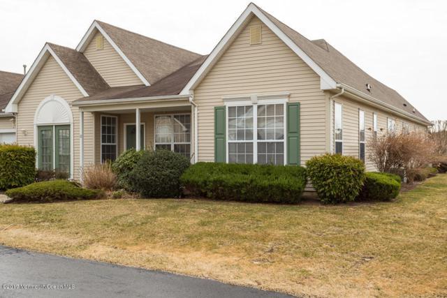 35 Deerchase Lane 100A, Lakewood, NJ 08701 (MLS #21735635) :: The Dekanski Home Selling Team