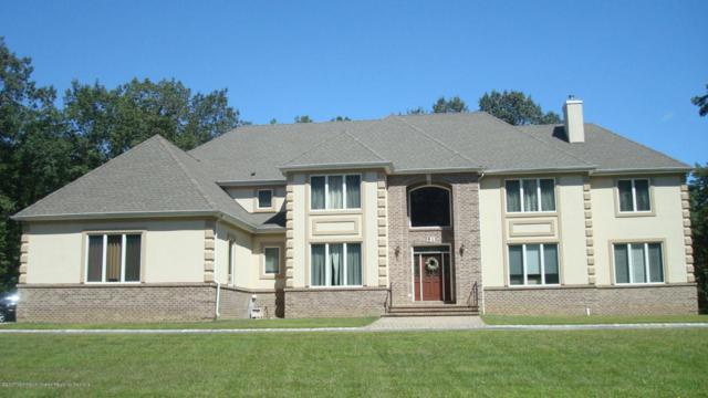 51 Partners Lane, Freehold, NJ 07728 (MLS #21735639) :: The Dekanski Home Selling Team