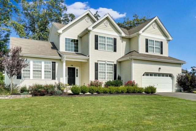 36 Aristocrat Way, Jackson, NJ 08527 (MLS #21735688) :: The Dekanski Home Selling Team