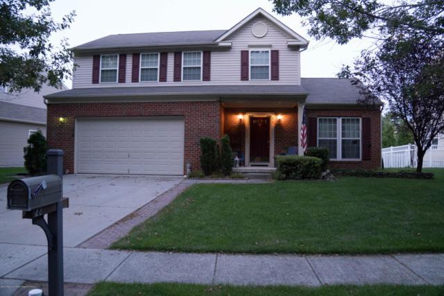 22 Firestone Drive, Howell, NJ 07731 (MLS #21735713) :: The Dekanski Home Selling Team