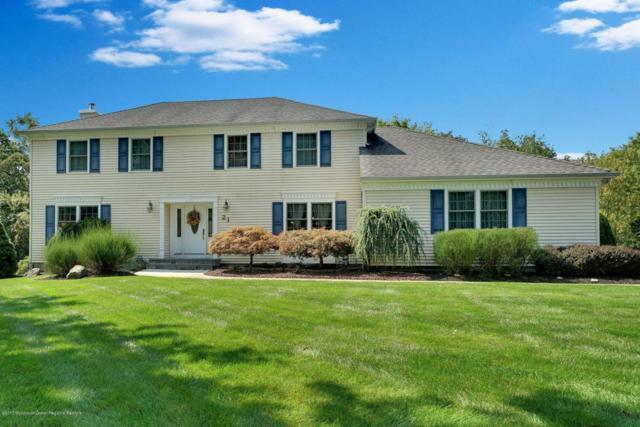 21 Locust Court, Freehold, NJ 07728 (MLS #21735749) :: The Dekanski Home Selling Team