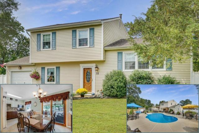 11 Pigeon Place, Bayville, NJ 08721 (MLS #21735816) :: The Dekanski Home Selling Team