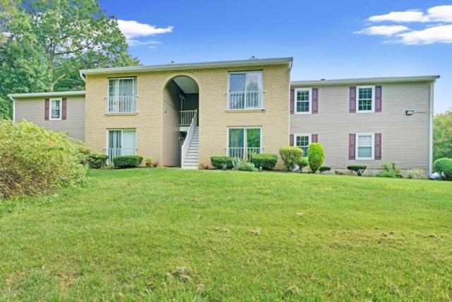 512 Harding Road #6, Freehold, NJ 07728 (MLS #21735873) :: The Dekanski Home Selling Team