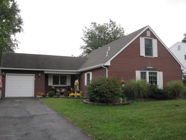 7 Mendon Drive, Howell, NJ 07731 (MLS #21735969) :: The Dekanski Home Selling Team