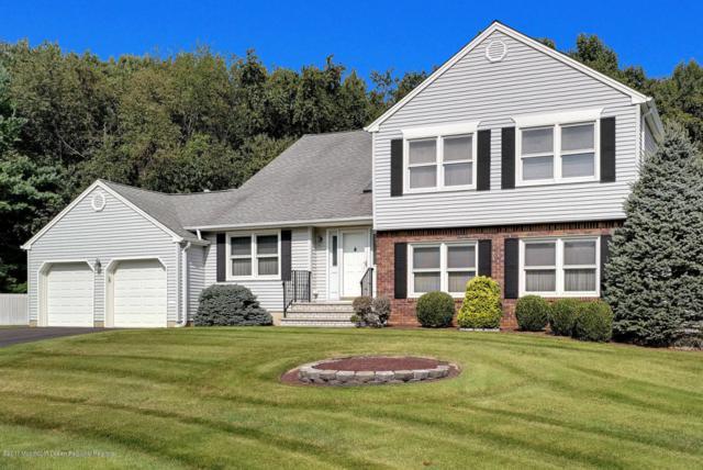 17 Carriage Court, Marlboro, NJ 07746 (MLS #21735986) :: The Dekanski Home Selling Team