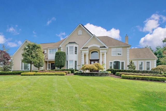 2 Gallant Fox Road, Tinton Falls, NJ 07724 (MLS #21736053) :: The Dekanski Home Selling Team