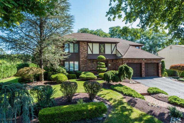3 Stone Lane, Marlboro, NJ 07746 (MLS #21736065) :: The Dekanski Home Selling Team