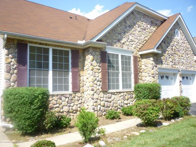 109 Scarborough Way, Marlboro, NJ 07746 (MLS #21736198) :: The Dekanski Home Selling Team