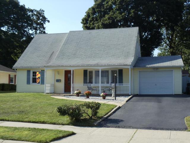 71 Ingram Circle, Aberdeen, NJ 07747 (MLS #21736445) :: The Dekanski Home Selling Team