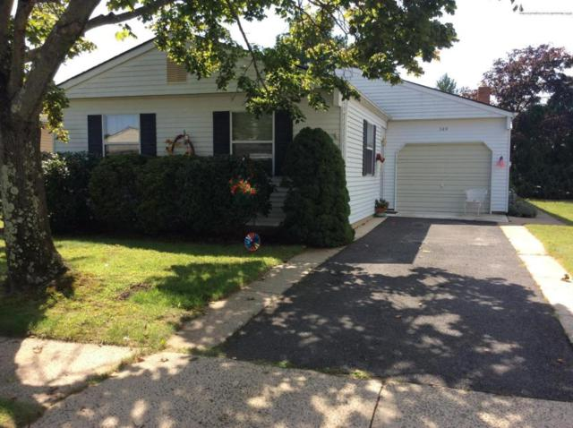149 Orlando Boulevard, Toms River, NJ 08757 (MLS #21736484) :: The Force Group, Keller Williams Realty East Monmouth