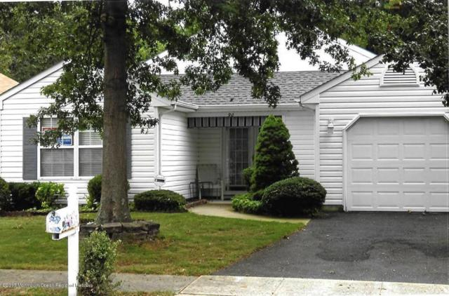 90 Sleepy Hollow Drive, Brick, NJ 08724 (MLS #21736499) :: The Dekanski Home Selling Team