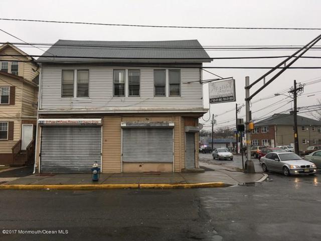331-333 Myrtle Avenue, Irvington, NJ 07111 (MLS #21736523) :: The Force Group, Keller Williams Realty East Monmouth