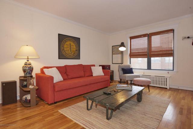 306 Deal Lake Drive #45, Asbury Park, NJ 07712 (MLS #21736578) :: The Dekanski Home Selling Team