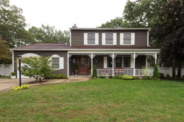318 Tina Lee Court, Brick, NJ 08724 (MLS #21736617) :: The Dekanski Home Selling Team