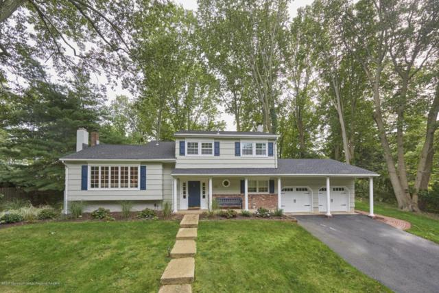 162 Twin Brooks Avenue, Middletown, NJ 07748 (MLS #21736967) :: The Dekanski Home Selling Team