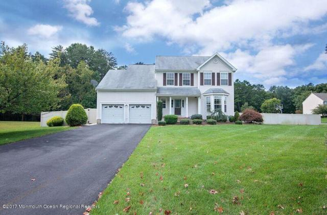 1 Blue Jay Court, Jackson, NJ 08527 (MLS #21736968) :: The Dekanski Home Selling Team