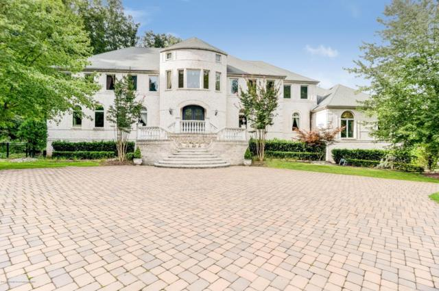 216 Doe Trail, Morganville, NJ 07751 (MLS #21737005) :: The Dekanski Home Selling Team