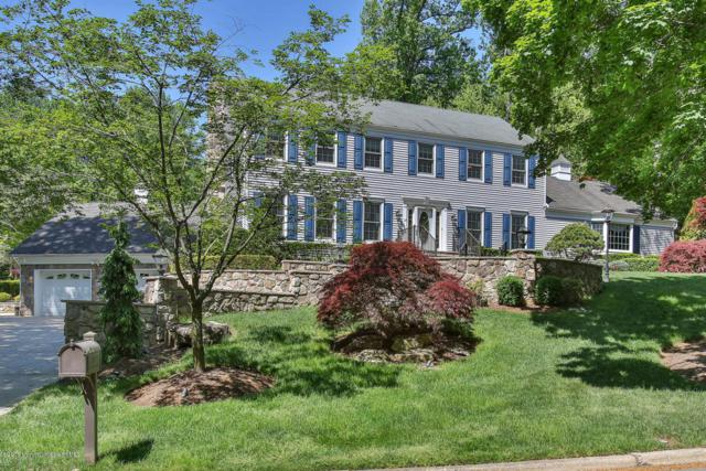 27 Bunker Hill Drive, Middletown, NJ 07748 (MLS #21737076) :: The Dekanski Home Selling Team