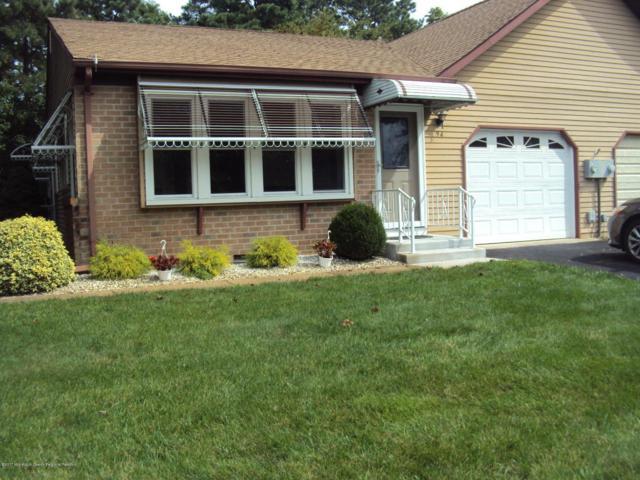 9 Amesbury Road A, Whiting, NJ 08759 (MLS #21737096) :: The Dekanski Home Selling Team