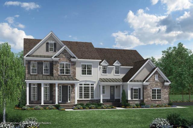 10 Windermere Road, Lincroft, NJ 07738 (MLS #21737169) :: The Dekanski Home Selling Team