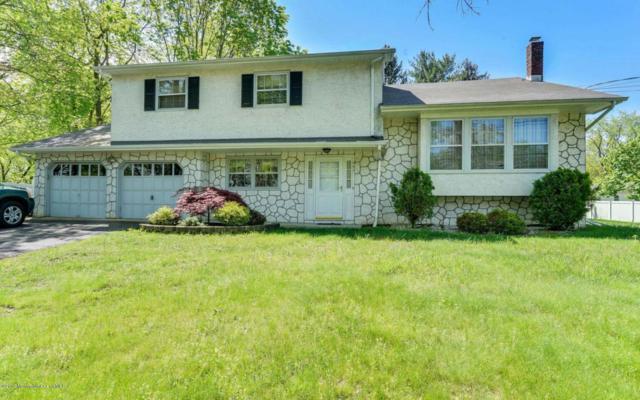 443 Union Hill Road, Morganville, NJ 07751 (MLS #21737207) :: The Dekanski Home Selling Team