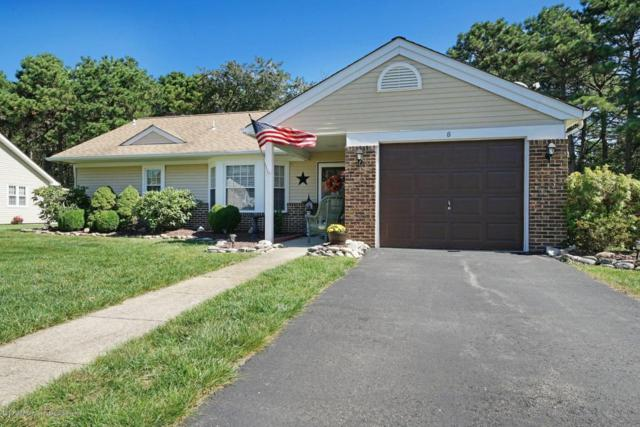8 Kent Drive, Forked River, NJ 08731 (MLS #21737236) :: The Dekanski Home Selling Team
