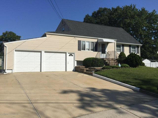 1 Virginia Avenue, Hazlet, NJ 07730 (MLS #21737265) :: The Dekanski Home Selling Team