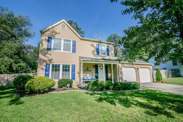 21 Plymouth Drive, Howell, NJ 07731 (MLS #21737272) :: The Dekanski Home Selling Team
