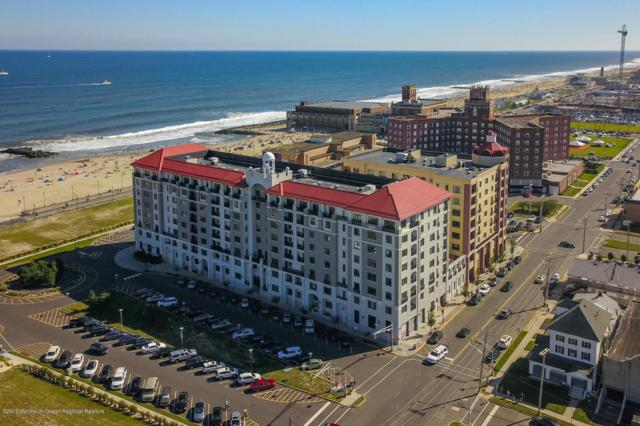 1501 Ocean Avenue #2702, Asbury Park, NJ 07712 (MLS #21737324) :: The Dekanski Home Selling Team