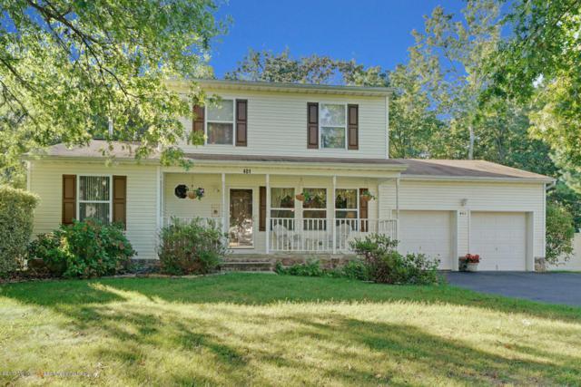 401 Grande River Boulevard, Toms River, NJ 08755 (MLS #21737335) :: The Dekanski Home Selling Team
