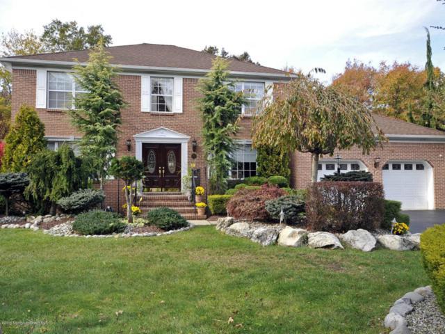 17 Crest Drive, Englishtown, NJ 07726 (MLS #21737382) :: The Dekanski Home Selling Team