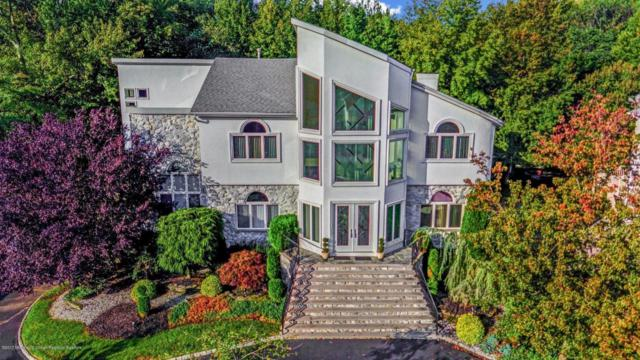 123 Valesi Drive, Morganville, NJ 07751 (MLS #21737532) :: The Dekanski Home Selling Team