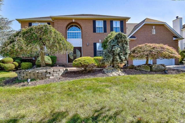 25 Pueblo Court, Morganville, NJ 07751 (MLS #21737639) :: The Dekanski Home Selling Team