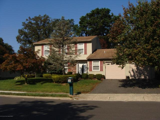 27 Markwood Drive, Howell, NJ 07731 (MLS #21737712) :: The Dekanski Home Selling Team