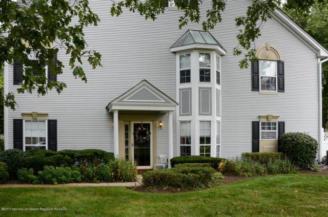 156 Tarpon Drive #1560, Sea Girt, NJ 08750 (MLS #21737748) :: The Dekanski Home Selling Team
