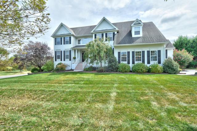 11 Yorkville Terrace, Allentown, NJ 08501 (MLS #21737779) :: The Dekanski Home Selling Team
