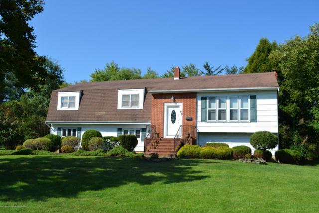 95 Old Post Road, Freehold, NJ 07728 (MLS #21737817) :: The Dekanski Home Selling Team