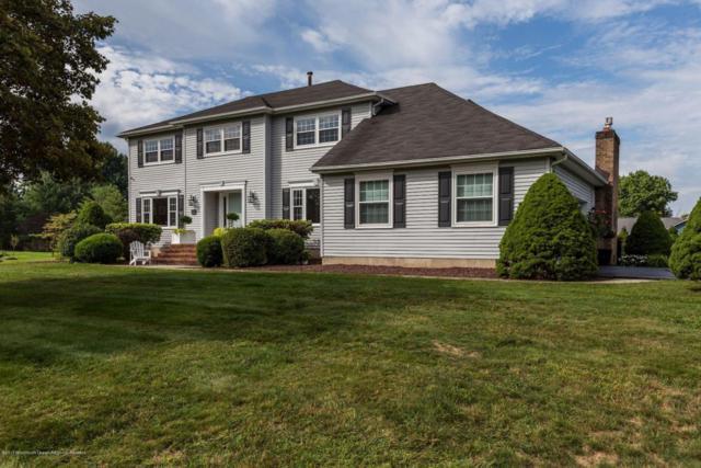 12 Country Squire Lane, Holmdel, NJ 07733 (MLS #21737835) :: The Dekanski Home Selling Team
