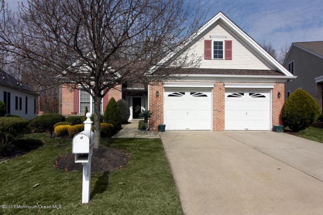 46 Winged Foot Road, Jackson, NJ 08527 (MLS #21737884) :: The Dekanski Home Selling Team