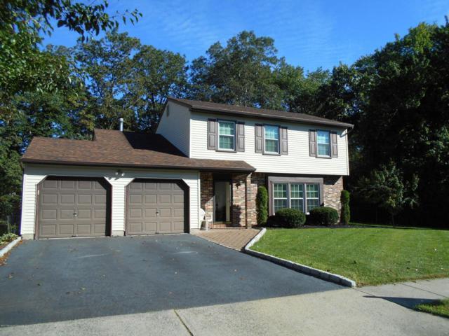 38 Bernard Drive, Howell, NJ 07731 (MLS #21737890) :: The Dekanski Home Selling Team